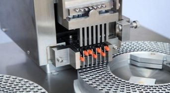 Capsule Filler Machines Market will be growing at a CAGR of 4.6% during the forecast 2017 to 2025